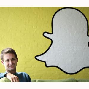 El jefe de Snapchat, de 23 años, rechaza una oferta de compra por parte Facebook de 3.000 millones
