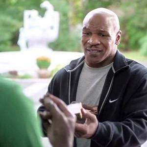 Un anuncio consigue que Mike Tyson devuelva su oreja a Evander Holyfield
