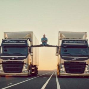 6 parodias de la épica y viral apertura de piernas de Van Damme para Volvo