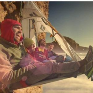 Vodafone se sube a la montaña en su nuevo spot
