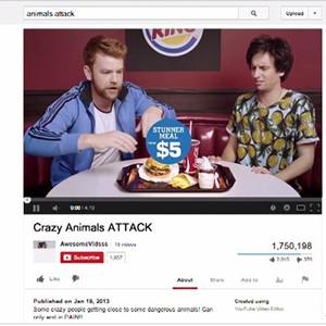 ¿Odia la publicidad antes de ver un vídeo? Burguer King lo suma a su estrategia de marketing