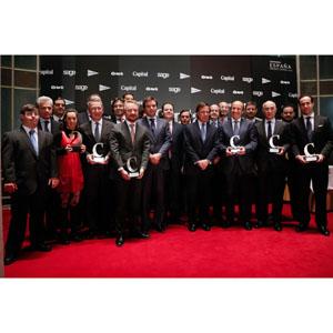 Foto Familia- Premios Capital 2013-