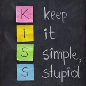 KISS: la simplicidad como clave en el mundo marketero