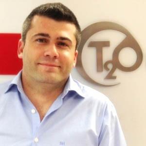 T2O media incorpora a Pablo Gómez como director de RSC