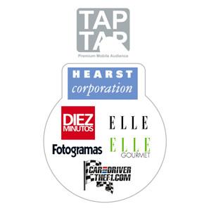 TAPTAP renueva su acuerdo en exclusividad con Grupo Hearst y añade nuevas cabeceras