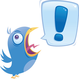 Twitter Shout