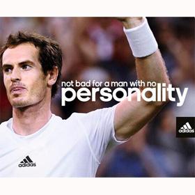 Adidas felicita al tenista Andy Murray con un tuit que revoluciona el universo social media