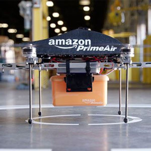 Enviar paquetes a cañonazos: ¿será esta la nueva ocurrencia de Amazon después su