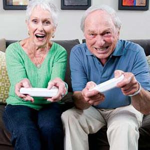 Los videojuegos... ¿son sólo cosa de niños?