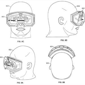 Apple se lanza al mundo de las gafas patentando unas lentes para ver contenidos multimedia