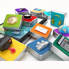 ¿Qué hay en nuestros smartphone? Le presentamos las apps más descargadas de 2013