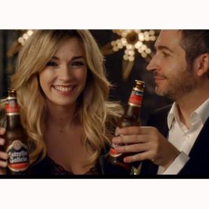 ¿El brindis de nochevieja con cerveza? En Atresmedia y Mediaset, sí