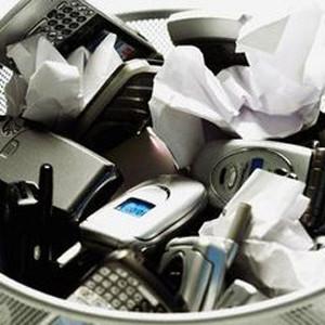 En 2013, cada persona produjo 7 kilos de desechos electrónicos