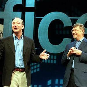 Bill Gates apoya los drones de Bezos, aunque lo tacha de