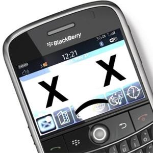 A BlackBerry se le van por el desagüe 4.400 millones de dólares en el tercer trimestre del año