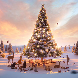 Los 5 spots que mejor han sabido conectar con el espíritu navideño en 2013