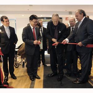 El Corte Inglés inaugura en Bilbao el espacio Samsung más grande de Europa