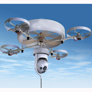 La fiebre de los drones contagia al sector logístico: tras Amazon es el turno de FedEx, UPS o DHL, entre otros