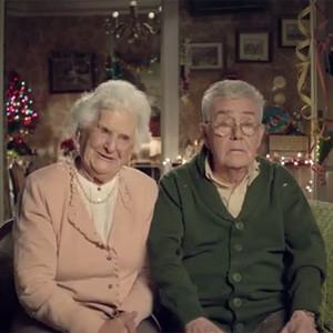 Dos entrañables abuelitos protagonizan el nuevo spot de la Lotería de El Niño