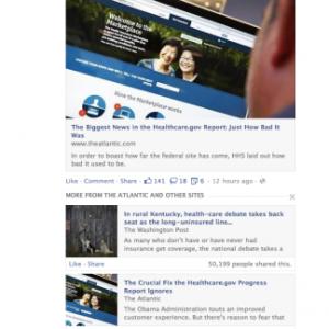 Facebook modificará su algoritmo para parecerse más a Twitter
