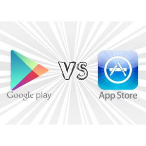 El usuario de Apple gasta más que el de Android