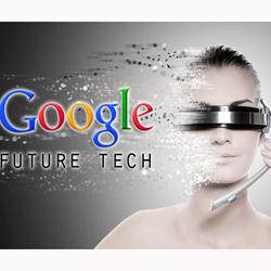 El futuro según Google: microchips en el cerebro y micrófonos en el techo