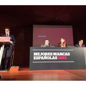 Movistar, Zara y Santander completan el podio de las mejores marcas españolas según Interbrand