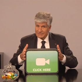 El CEO de Publicis nos felicita la navidad haciendo uso de una herramienta de reconocimiento facial