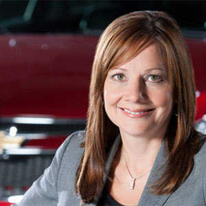 General Motors pone a una mujer al frente de la compañía por primera vez en su historia