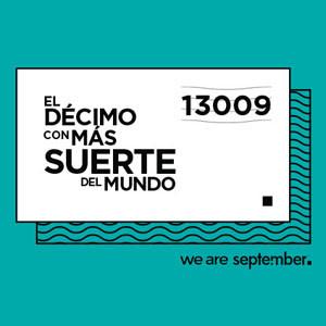 September presenta el décimo con más suerte del mundo