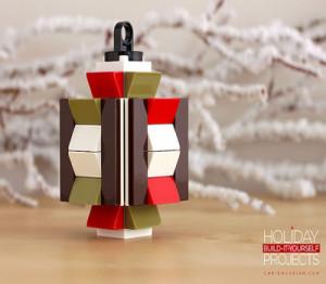 LEGO propone decorar el árbol de Navidad al estilo