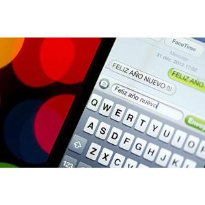 9 de cada 10 españoles felicitará la Nochevieja a través de servicios de mensajería instantánea