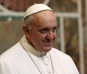 El Papa Francisco promociona sin quererlo el Mundial de 2014