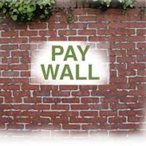 El sistema paywall mejora las tarifas publicitarias de algunos medios