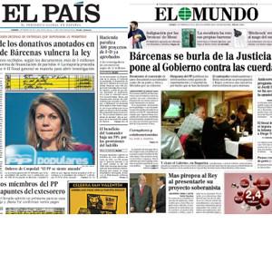 'El Mundo' online vuelve a superar a 'El País' en audiencia online según comScore