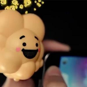 Una marca de palomitas inventa el primer juego para móviles que se puede oler