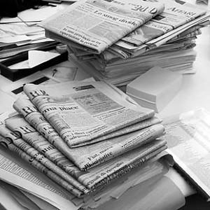 Los diarios españoles perdieron un 10% de lectores y un 15% de ingresos en 2012