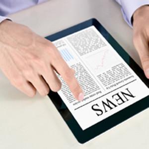 Las revistas no consiguen atraer publicidad específica para tabletas