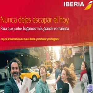 Iberia te invita a perseguir el sol en su primer spot tras su cambio de imagen