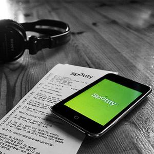 A partir de ahora podrá utilizar Spotify gratis en su smartphone y en su tablet, eso sí, con publicidad