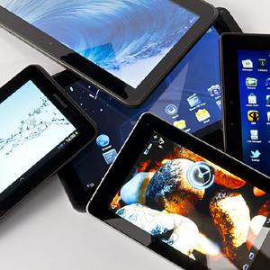 Empresas como Apple o Samsung denunciadas por hacer publicidad engañosa para sus tablets