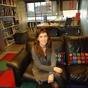 Marta Quirant se incorpora a Tiempo BBDO como nueva directora creativa