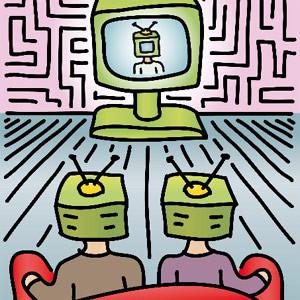 Y usted, ¿cómo ve la tele? Escoja entre estos 5 tipos de telespectadores