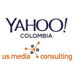 Yahoo! firma una alianza US Media Consulting para fortalecer su presencia en el mercado colombiano