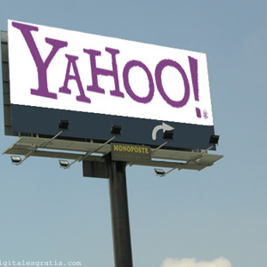 Yahoo!, por detrás de Google, Facebook y Microsoft en ingresos por publicidad online