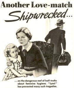 11 anuncios vintage tan horripilantemente sexistas que tendrá pesadillas con ellos