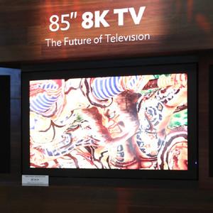#CES2014: el 4K es el futuro de la televisión, ¿pero es realmente un futuro cercano?
