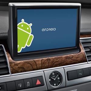 Coches con Android, lo que Google prepara para finales de este año