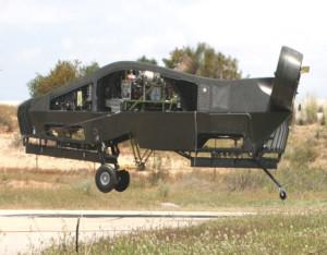 Una compañía israelí trabaja en drones para ser utilizados como ambulancias