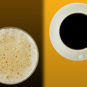 Café o cerveza, ¿cuál nos ayuda a ser más creativos?